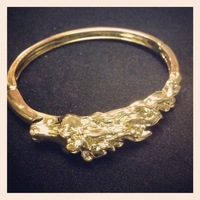 Jewelmint gold bracelet