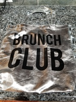 Brunch Club tote bag