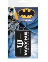 Wayne Industries Keyring