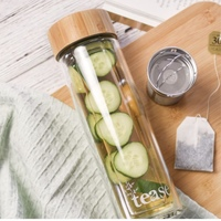 Tease Tea Glass 3-in-1 Tea & Fruit Tumbler