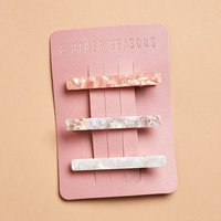 8 Other Reasons Runway Clip Trio