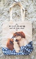 Hallmark Canvas Tote Bag