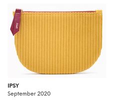 Ipsy bag - September 2020