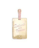 Bando Weekends are Forever Getaway Luggage Tag
