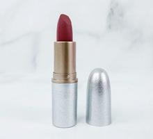 Dark pink Mauve lipstick