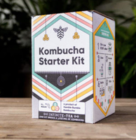 Kombucha Starter Kit by Craft A Brew
