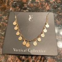 Vertical Collective Dalia Coin Bracelet