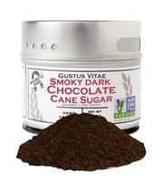 Gustus Vitae Smoky Dark Chocolate Cane Sugar