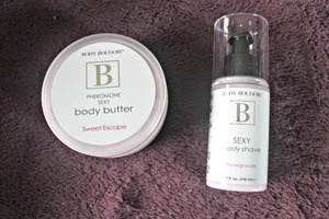 Body Boudior - Pheromone Sexy Body Butter - Sweet Escape
