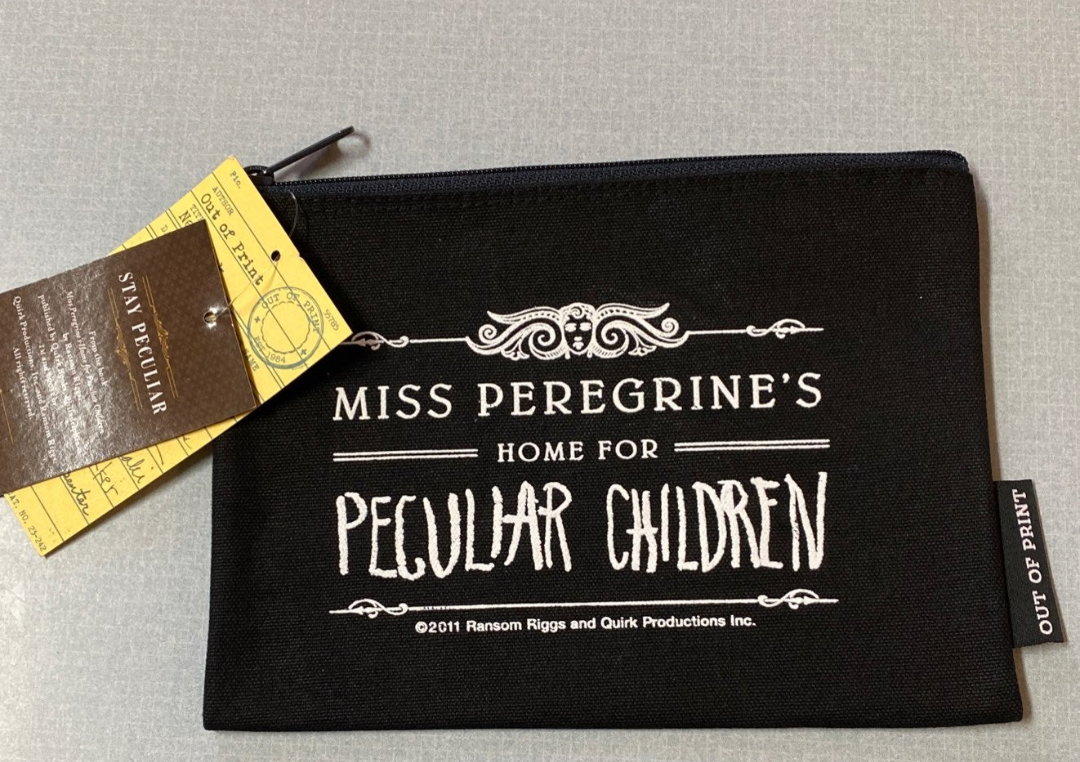 Miss Peregrine's Pouch