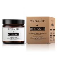 ORGANIC & BOTANIC - Mandarin Orange Repairing Night Moisturizer