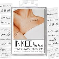 Inked by dani Temporary Tattoos - Self Love Pack