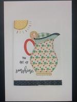 """You Are My Sunshine"" Tea Towel"