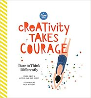 Creativity Takes Courage interactive book