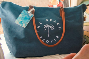The Beach People Weekender Duffel