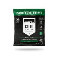 Kuju coffee single serve pour over coffee