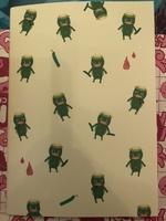 Obake A5 notebook
