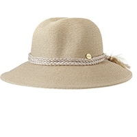Seafolly Shady Lady Collapsible Fedora Hat