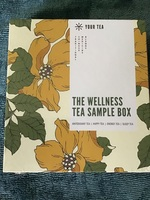The Wellness Tea Sample Box