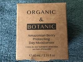 Organic & Botanic Amazonian Berry Day Moisturizer