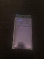 Adhesive card case