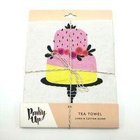 Tea Towel by PinkyUp