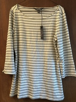 Market & Spruce Top Brand New With Tags Size L