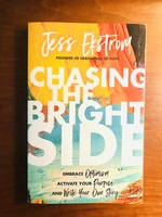 Chasing the Bright Side - Book