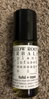 Massage Oil Roller - Tulsi & Rose