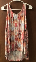 Sleeveless Top by Rose & Olive size M