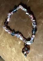 Art Glass Bracelet