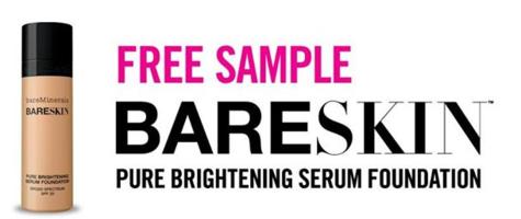 Bare Minerals Liquid Foundation Sample