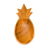 Pineapple Teak Bowl