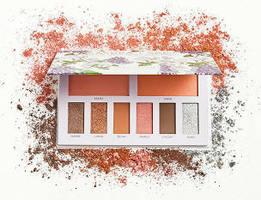 SERAPHINE BOTANICALS Sakura + Sage - Vegan Eyeshadow & Blush Palette