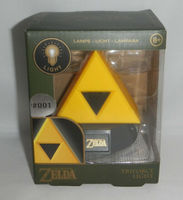 The Legend of Zelda Triforce Light #001