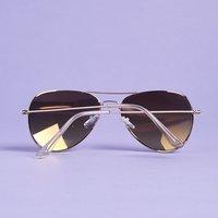 Blue Planet Aviator Sunglasses