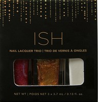 "ISH Nail Lacquer Trio - ""Let's Celebrate"""