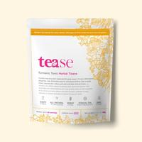 Tease Turmeric Tonic Herbal Tisane