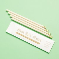 Hester & Cook Chalk Style Pencils