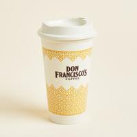 Don Francisco's Coffee Reusable Cup