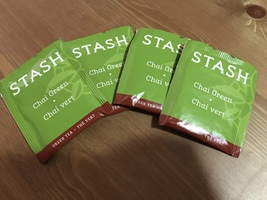 Stash Green Chai Tea