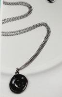 Moon & stars necklace