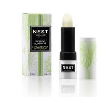 Nest Bamboo & Jasmine Lip Balm SPF 15
