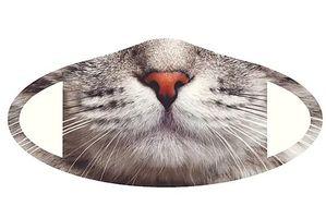 Cat Face Covid Mask
