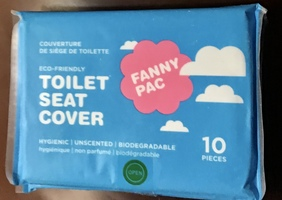 Disposable Toilet Seat Covers - 10 pieces