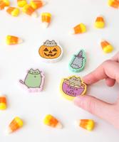 Pusheen Halloween Erasers