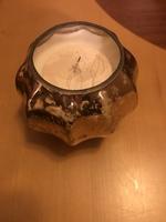 Illume rustic pumpkin candle