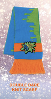 Double Date Knit Scarf