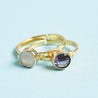 Mystic Stacking Rings