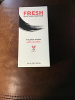 Fresh Mascara Remover Micellar Water with Cucumber